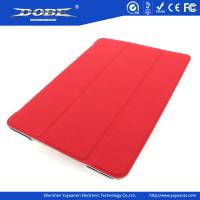 Wet PU Fashion colorful protective Case with stand for iPad Mini Manufactures