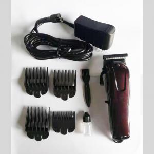 808 Professional Barber Hair Trimmer Electric Hair Clippers 3.7V Hair Clipper 2200mAh Lithium Battery Salon Hair Clipper Manufactures