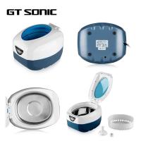 Digital Ultrasonic GT Sonic Cleaner Dental Washer 750ml Tank For Washing CD Manufactures