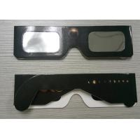 Eclipse Glasses for Watching Sun Spot - Safe Solar Cardboard Eclipse Shades Manufactures