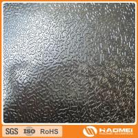 Best selling Orange Peel Pattern Stucco Embossed Alumi with long-term service by ISO9001 factory  Best Quality Low Price Manufactures