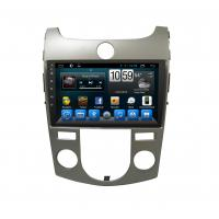 China Steering Wheel Control KIA DVD Player 9 Inch Kia Forte Android Car GPS Navigation System on sale