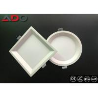 16 W Dimmable LED Panel Light 2 Years LED Driver Aluminum 155mm Manufactures