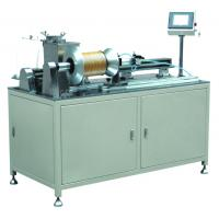 HDAF Filter Production Equipment , Hot Melt Threading Industrial Glue Machine Manufactures