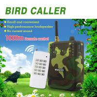 China New Gadget Electronic Bird Sound Caller Speakers for Hunting with 900 mp3 Various Birds,Animial songs on sale