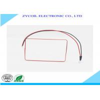 Copper Wire Identification : Small copper wire rfid antenna coil for radio frequency