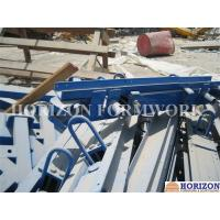 Flexible Climbing Formwork System Shaft Platform 1.45-3.9m Telescopic Length Manufactures