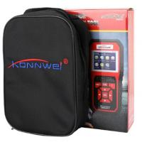 Digital Portable Barcode Reader / Obd2 And Can Scan Tool With Abs KONNWEI KW850 Manufactures