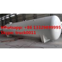2019s bottom price 70,000Liters surface lpg gas storage tank for sale, wholesale best price 70m3 surface lpg gas tank Manufactures