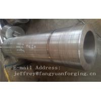 DIN 17CrNiMo6 ,18CrNiMo7-6 Anealing Forged Sleeves / Hollow Shaft Heat Treatment Manufactures