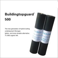 China No Flow SBS Modified Bitumen Underlayment Tear Resistance High Tensile Strength on sale