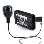 Body Worn Super Mini Button CCTV Camera Video Audio 1080P wide angle ir night vision VD600 Manufactures