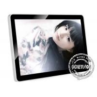 China Aluminum Material Wall Mounted Touch Screen Kiosk Media Player 1 Year Warranty on sale