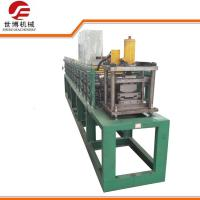 Buy cheap C U Channel Purline Metal Stud And Track Roll forming Machine---5 from wholesalers