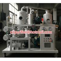 Double-Stage Vacuum Transformer Oil Purifier, Insulation Oil Recycling Reclamation  Machine,2017 new product Manufactures
