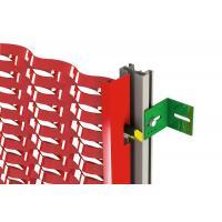 China Decorative Diamond Mesh Grill , Architectural Metal Wire Mesh Facade Cladding for sale