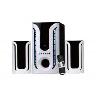2.1 Hi-Fi Woofer Audio Wireless Home Theatre Speakers System With LED Light Manufactures