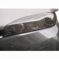 Headlight/Tail Light Film, Comes in Various Colors Manufactures
