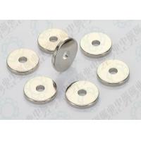 Neodymium Magnets Cylinder shape In inner hole Made By Strong Neodymium Iron Boron Manufactures