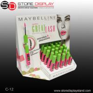 lip gloss display box,tabletop display box for lipgloss Manufactures