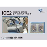 Spa Salon Use IPL SHR Machine For Full Body Hair Removal Fast Effective And Skin Rejuvenation Manufactures