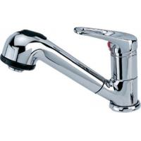 Single Handle Brass Basin Tap Faucets With A Pull - Out Shower head Manufactures