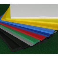 Advertising Outdoor Wall PVC Sheet , Sound Insulated Fire Retardant PVC Sheet Manufactures