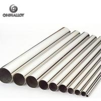 Electric Apparatus Pure Metals Nickel 201 Tube / Pipe OD 2mm-6mm Manufactures