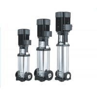 High Pressure Light Stainless Steel Multistage Centrifugal Pump Booster Pump CDL / CDLF Manufactures