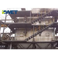 Chemical Plant Waste Heat Boiler Automatic Control 4t / H High Efficiency Manufactures