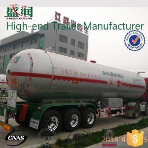 LPG Tanker Trailers Sale Manufactures