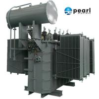 Economic Step Down Power Transformer Anti Lightning 110 KV - 12500 KVA Manufactures
