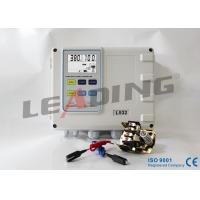 Auto / Manual 3 Phase Pump Control Panel Maximum Output Power Up To 20 HP Manufactures