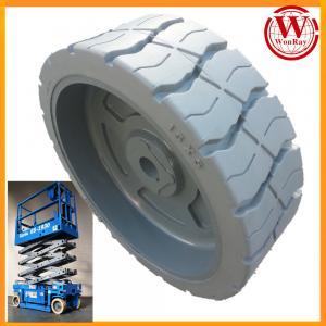 Non-marking Grey Genie 105454 Scissor Lift Wheel Tires 15x5 Manufactures