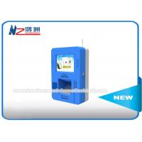 19 Inch Free Standing Interactive Information Kiosk Lcd Advertising Player Manufactures