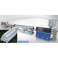 PPR pipe production line (20-160mm) Manufactures