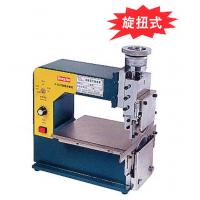 V-Cut PCB Cutting Machine Knob Type , Prevent The Welding Point From Cracking Ml-310b Manufactures