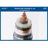 China Medium Voltage Cables CU Conductor Steel Tape Armoured Cables With XLPE Insulated PVC Jacket on sale
