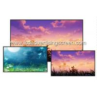 Quality 3x3 HDMI Video Wall Controller RS232 SAMSUNG LG Original Panel 3.5 mm Bezel for sale