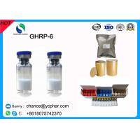 Legal Growth Hormone Releasing Peptide GHRP-6/-2 GHRP-6220vial For Muscle Growth Cas 87616-84-0 Manufactures