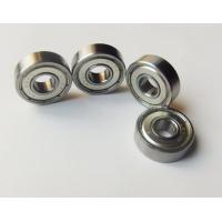 China 8x22x7mm High Speed Deep Groove Ball Bearings 608 Zz For Skates Scooters Skateboard on sale