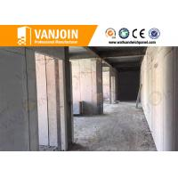 Office Building Material Partition Wall Panels / Waterproof  EPS Sandwich Panel
