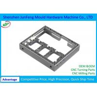 High Precision CNC Metal Parts , Stainless Steel Metal Automation CNC Machine Parts Manufactures