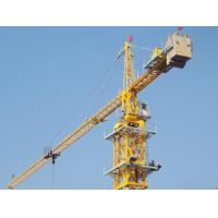 40T Lifting Construction Tower Crane With 120 m Max Lifting Height Safety Devices Manufactures