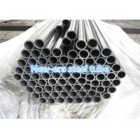 Oiled Surface Low Carbon Cold Rolled Steel Tube A179 For Boiler / Heat Exchanger Manufactures