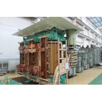 10kV 2400kVA Shell Type Transformer , Double Winding Electric Power Transformer Manufactures