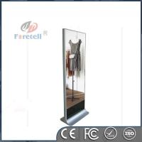 42 Inch Floor Standing Interactive Digital Signage Solution Magic Mirror Andorid Windows Manufactures