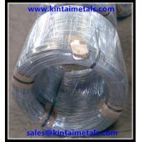 China 2.2mm 500kg hot dip galvanized wire on sale