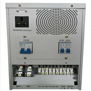 China 7KW Solar Power System Pure Sine Wave Inverter Componenets luminous solar inverter on sale