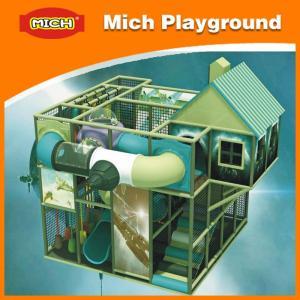 Children Indoor Play Structure (1028A)
